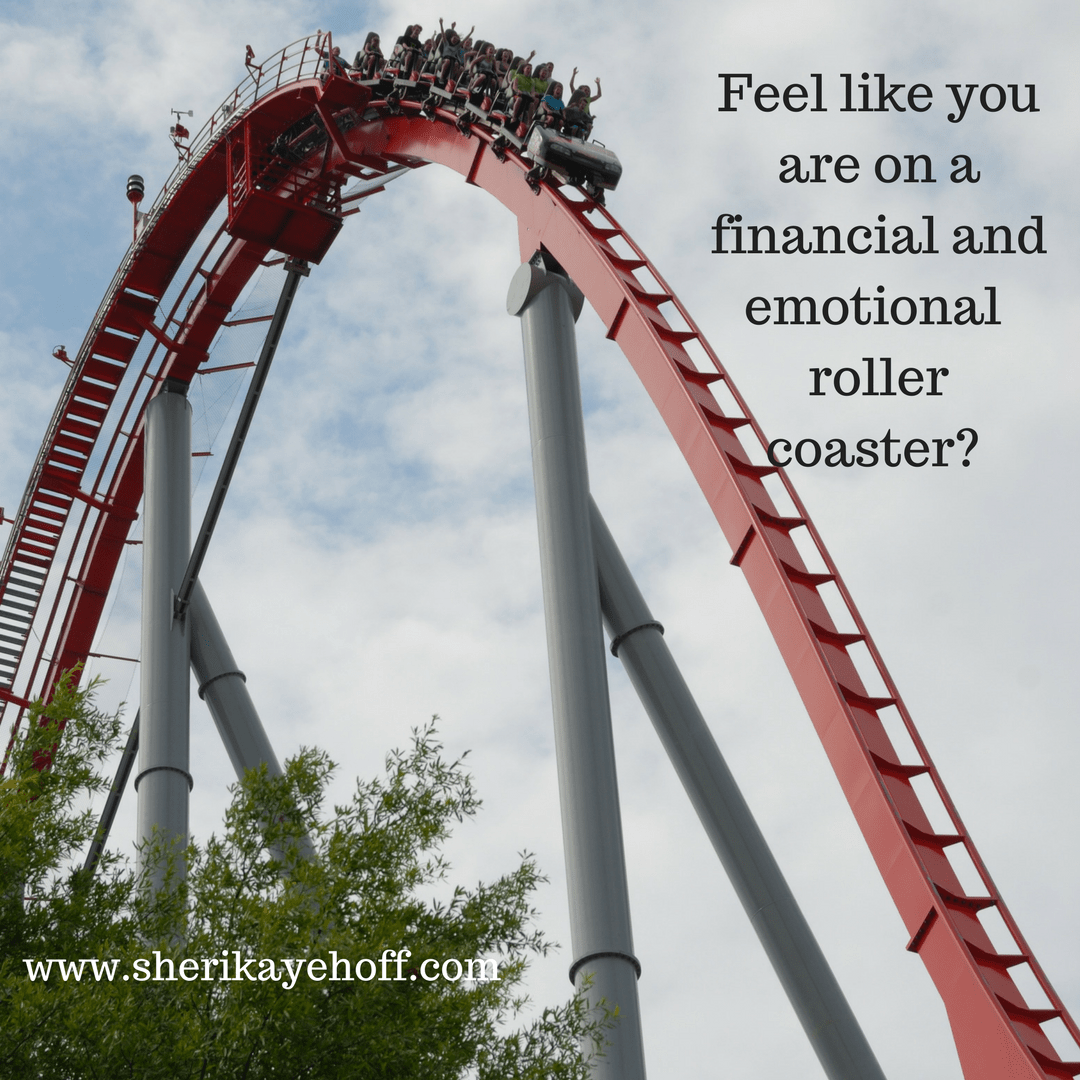 Stop the Emotional and Financial Roller Coaster in Your Biz