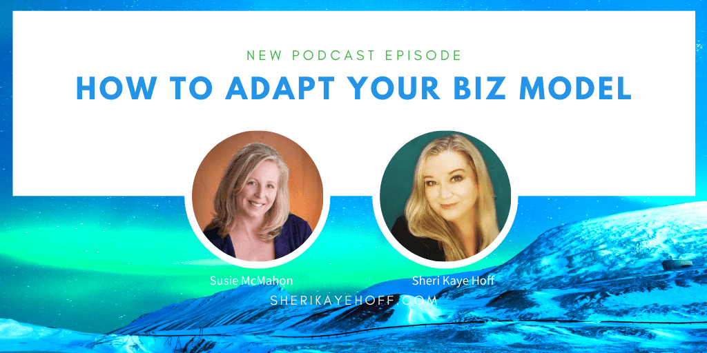 How to Adapt Your Business Model Interview with Susie McMahon